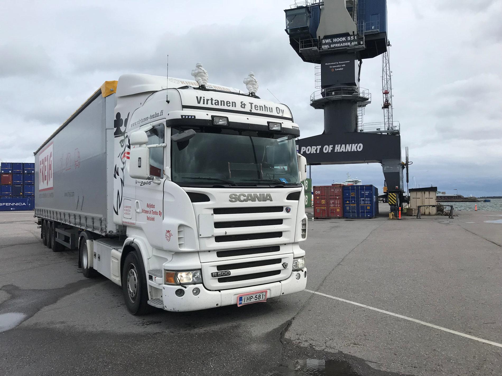 Kuljetus Virtanen & Tenhu Oy
